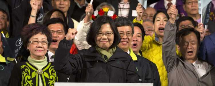 Earlier this week, former law professor Tsai Ing-wen was sworn in as the first female president of Taiwan. With this recent news about the first female president in Taiwan, we are turning our heads to the most wealthy and powerful women in China.